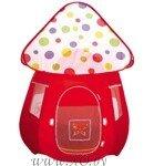 """Детский игровой дом-палатка """"Грибок"""" YONGJIA (105x105x140), арт. 889-40B"""