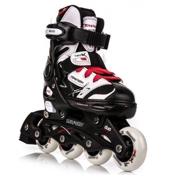 eb8b8492545b2d ... Роликовые коньки Tempish модель Neo-X Duo в комплекте с ледовым шасси  (р-