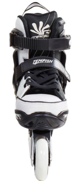 Роликовые коньки Tempish MAGIC REBEL Black-White, S (29-32)